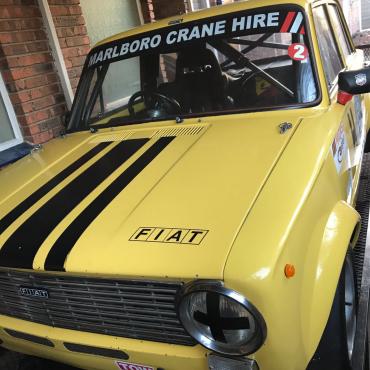 Fiat 124 Race Car For Sale Junk Mail