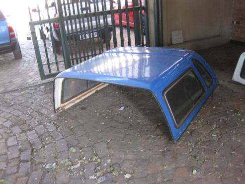 Nissan Hardbody D/C canopy