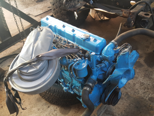 Land Cruiser Diesel  Engine