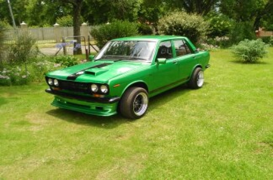 Datsun 510 sss turbo | Junk Mail