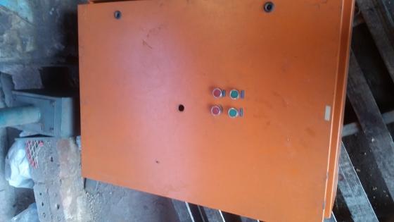 Electric 200amp motor star delta Start panel