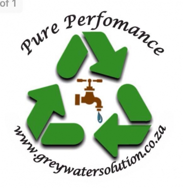 Plug & Play Grey Water System (Delivered Save50% On Water Bill)