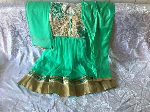 Eastern Wear-Girls Choli outfit