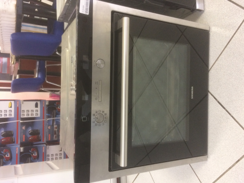 Siemens 600 Oven with LCD Display