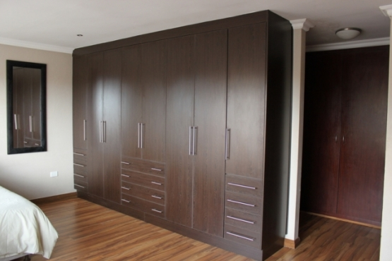 Build In Bedroom Cupboard For Sell Including Materials