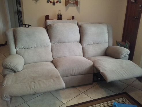 Three Seater Recliner Couch