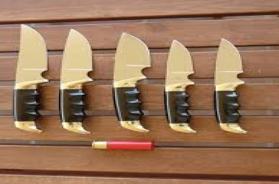 Knives Wanted - Puma/Kershaw/Arbuckle/Al-Mar/Gerber,Reeve,Grey etc