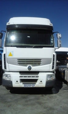 Special offer for a Renault Truck