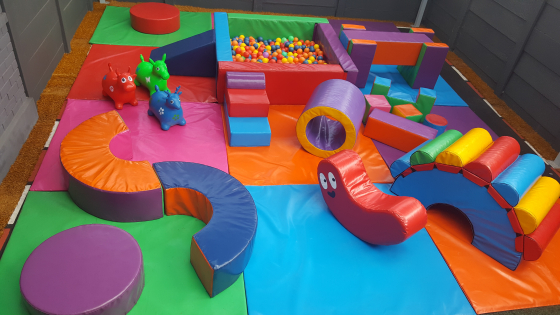 Soft Play Equipment For Kids