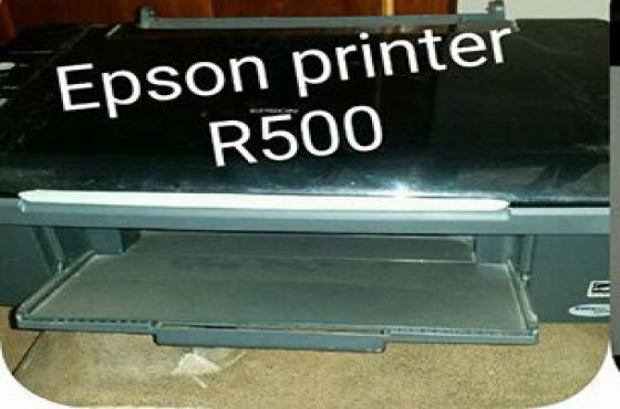 2 Epson printers