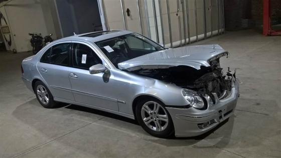 Mercedes-Benz 2007 E