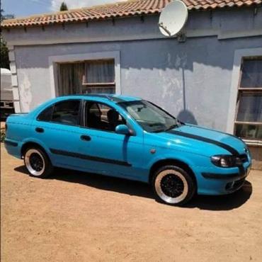 I\'m selling a nissan almera 1.6 still in good condition, engine ...