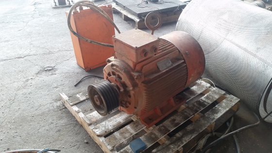 55kw Electric motor with star delta starter