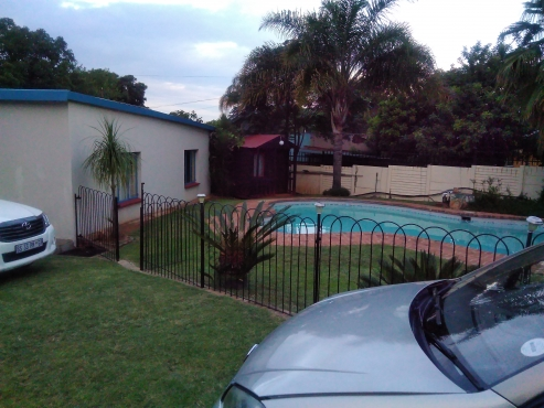 ROOM FOR RENTAL AVAILABLE -  January 2018 AT  PRETORIA WEST - R 2000 PER MONTH