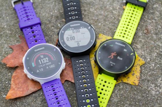 Garmin Forerunner 230 GPS running watch (with heart rate monitor)