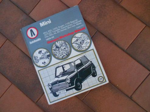 Mini workshop manual