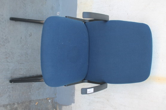 Blue office chair S024368A