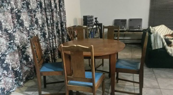 R 1 500 For Sale 5 Seater Dining Room