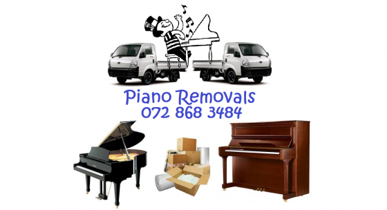 Piano Removals in Johannesburg 0728683484