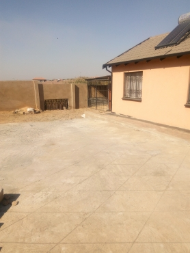 Olivenhoutbosch:House to rent