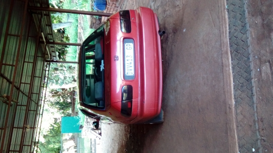 1997 Honda ballade  every day use very reliable +-R25000