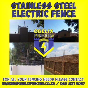 Electric Fencing in and around Durban