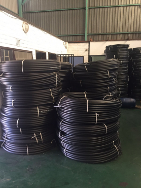 Manufacturers of HDPE and LDPE pipe