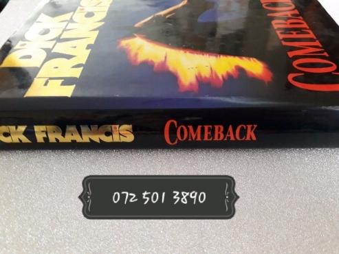 Comeback - Dick Francis.