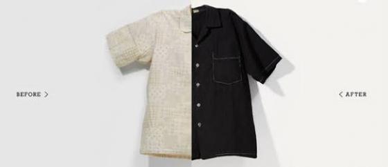 Black Clothes Dye | Junk Mail