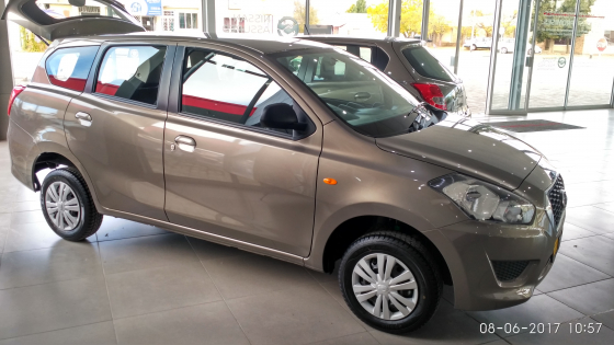 2017 Datsun Go 7 Seater Special Price Junk Mail