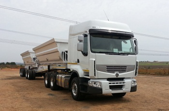 Side tippers 34 ton super links wanted urgently
