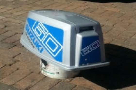 Suzuki DT 140 outboard motor cowl decals stickers graphics sets