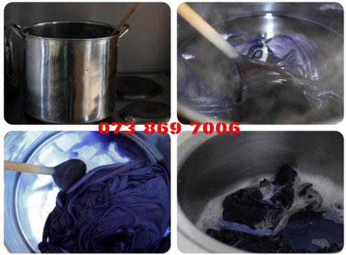 Blue Clothes Dye R65 / Cotton Dye