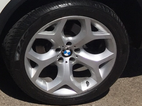 BMW X5 20 each 3500 mags 3 available 2 front and 1 rear