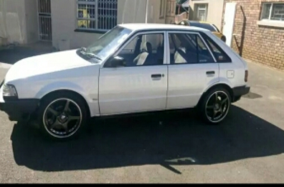 mazda 323 sting for sale | junk mail