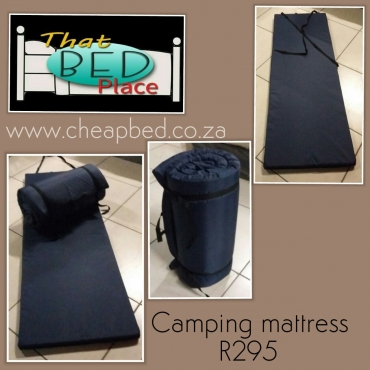 New camping mattresses
