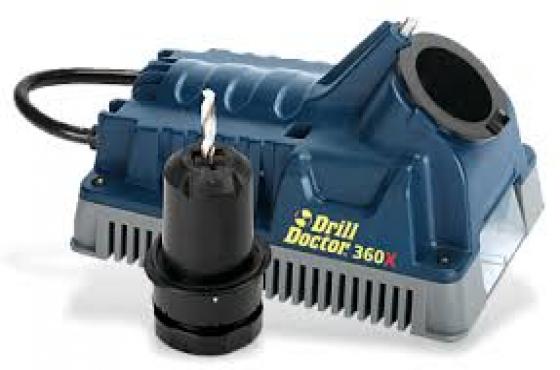 Drill bit sharpener DD360X Drill doctor
