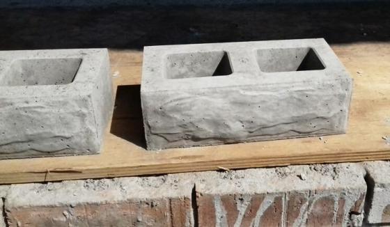 START Making money - Rock Design Block Manufacturing Kits