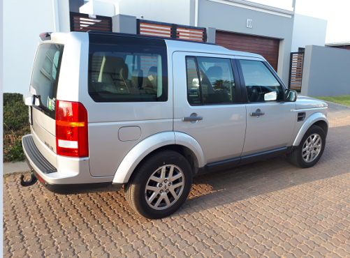Land Rover Discovery 3 2009 Model For Sale Junk Mail