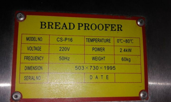 Proofer Bread Oven