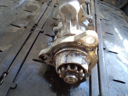 Delco Remy 39mt starter motor