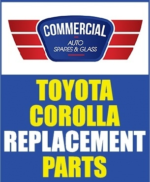 Corolla All Models! Mechanical Spares and Body Parts AND Glass!