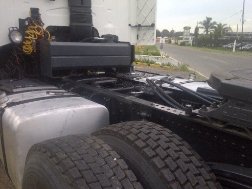 SIDE TIPPER PTO AND HYDRAULIC SYSTEM INSTALLATION  0814843043