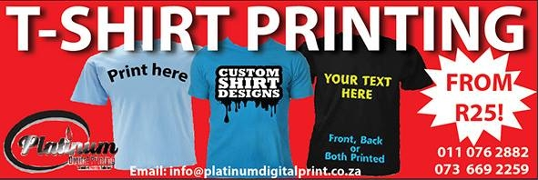 e85d01672 T shirt Printing Printing and Embroidery Service Call 0110762882 ...