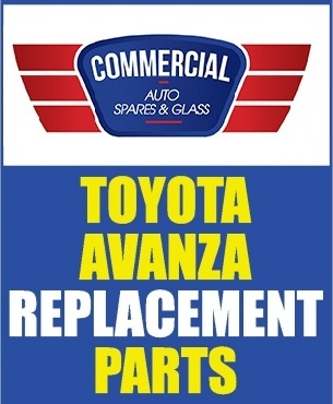 Avanza Mechanical Spares and Body Parts AND Glass!
