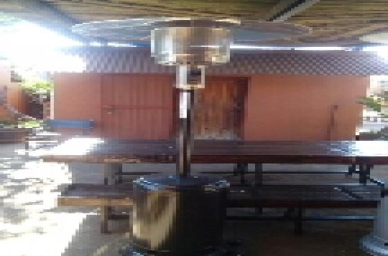 salton patio heater
