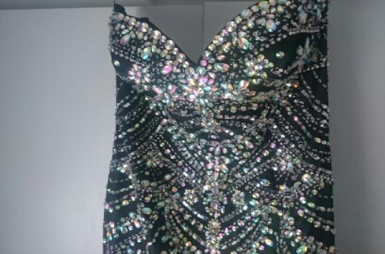 Matric farewell dance dress