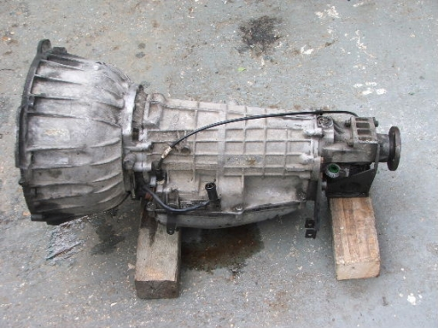 BMW 4HP22 GEARBOX