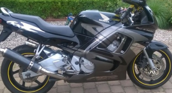 1998 Honda Cbr 600 F3 For Sale With Papers Junk Mail