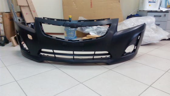 CHEVOLET CRUZE FACELIFT 2013 ON BRAND NEW FRONT BUMPERS FOR SALE PRICE-R2350
